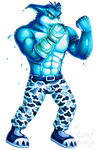Wa-wa Crunch (water elemental)