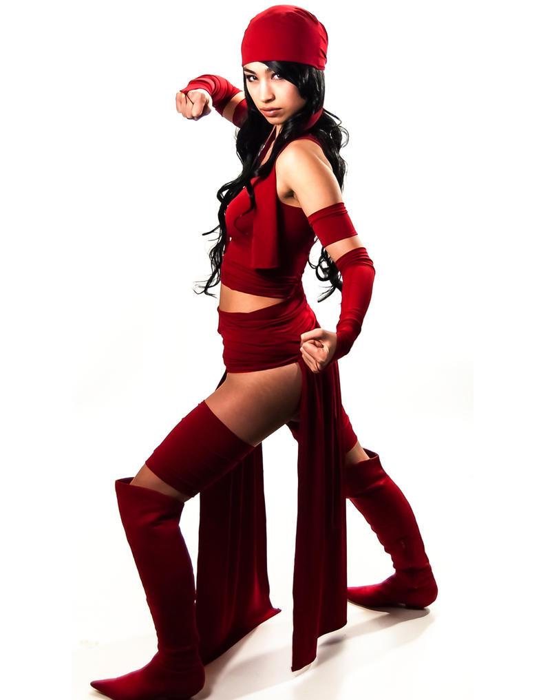 Red Ninja by stylechameleon