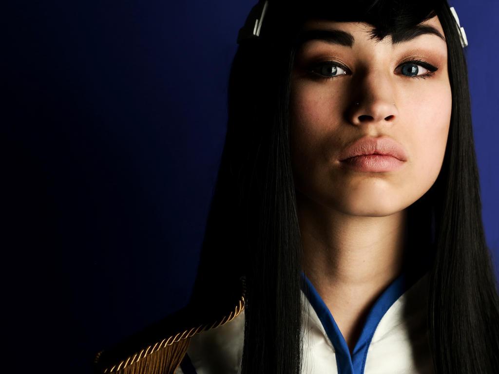 The Lady Satsuki by stylechameleon