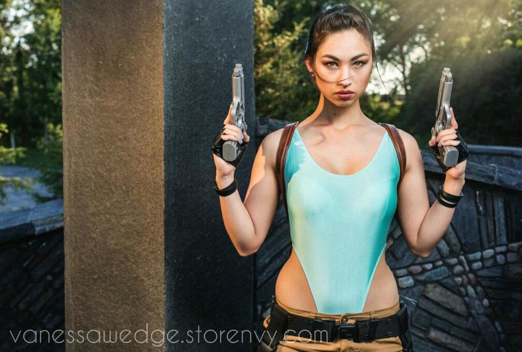 Lara POSTER #1 by stylechameleon