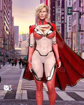 Super...in the street
