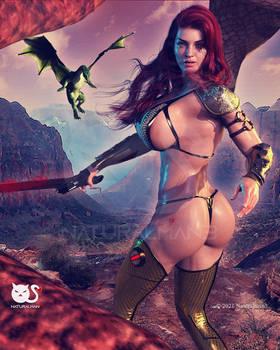 Red Sonja - Fanart