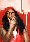 portrait- Lil Wayne