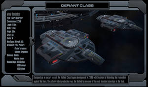 Starship Profile - Defiant