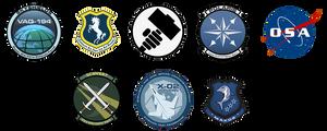 Some AC Logos