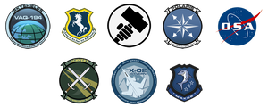 Some AC Logos by Jetfreak-7