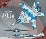 XF-01 Akula