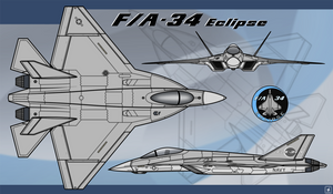 F/A-34 Eclipse by Jetfreak-7