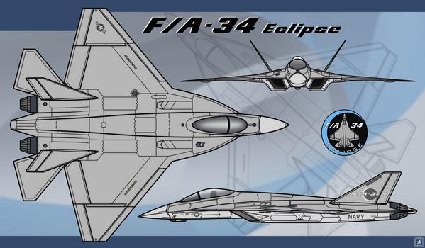 F/A-34 Eclipse by Jetfreak-7