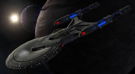 Starship Descent