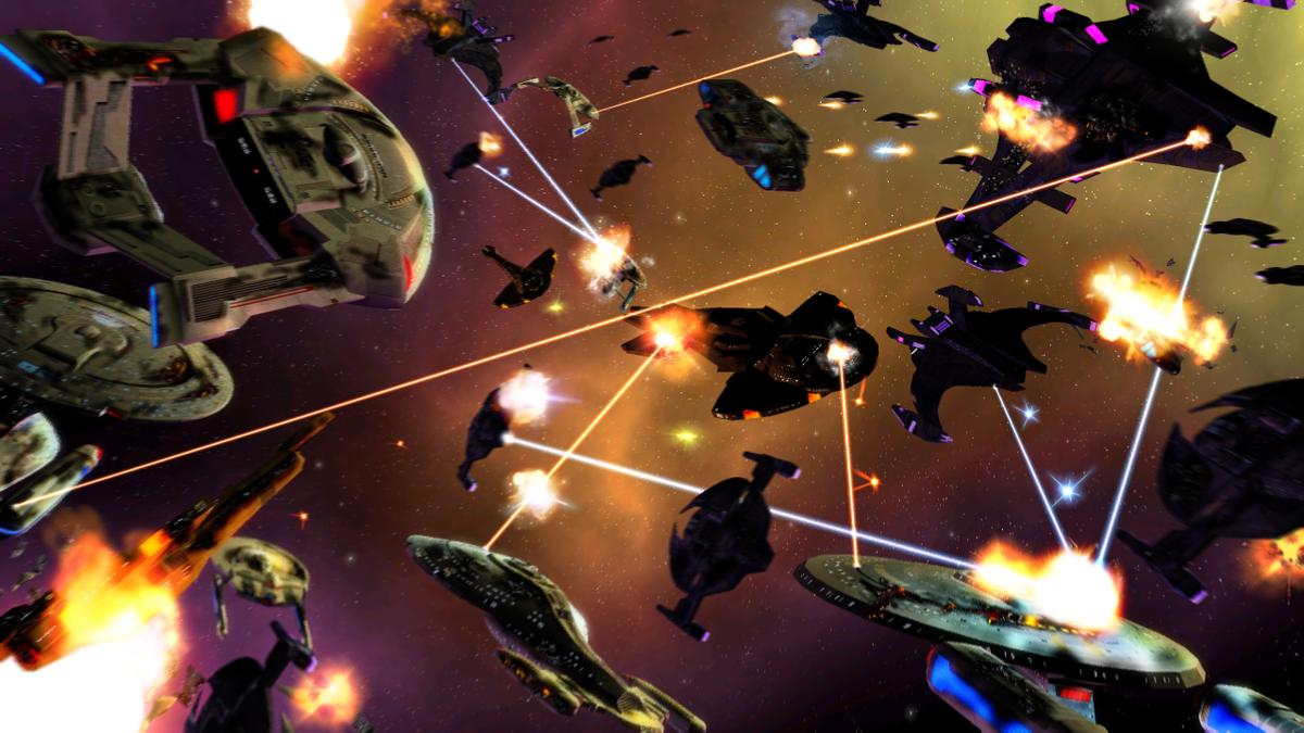 Sisko's Charge by Jetfreak-7