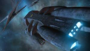 The Last Battlestar by Jetfreak-7