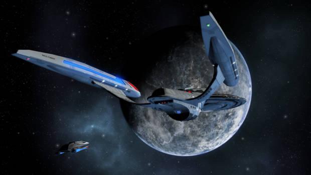 Starship Legacy