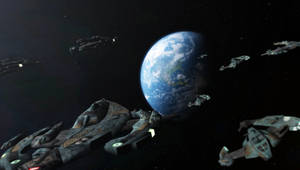 Target - Earth