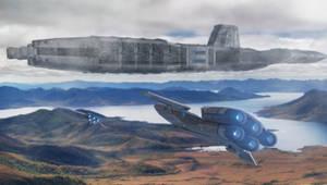 Landfall by Jetfreak-7
