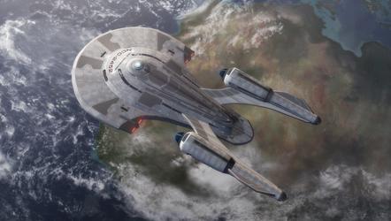 Starfleet Speedster