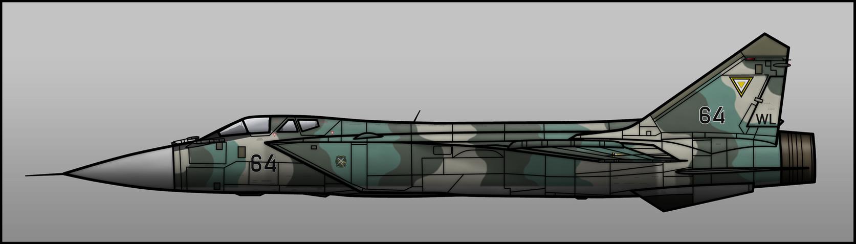 Belkan Foxhound by Jetfreak-7
