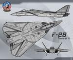 F-28 Tomcat II