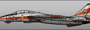 Erusea's Tomcat by Jetfreak-7