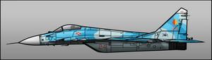 Yuktobanian MiG-29K