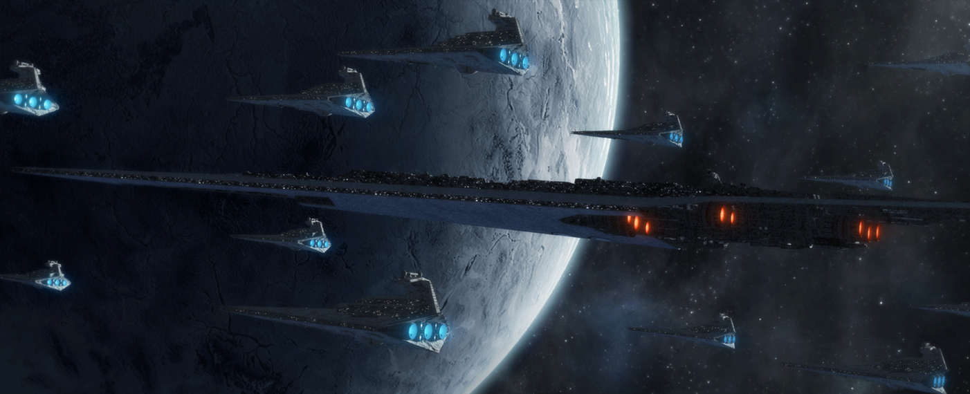 The Empire Strikes Back by Jetfreak-7