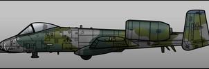 UAF Warthog by Jetfreak-7