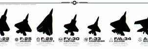 Alternate History - US Combat Aircraft