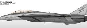 EF-28B - Royal Australian Air Force