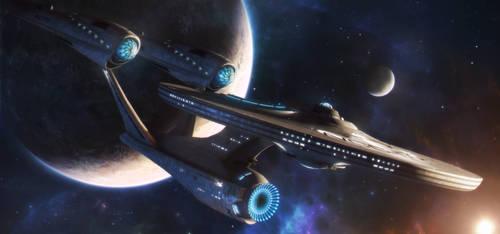 Push the Frontier by Jetfreak-7