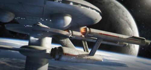 The Enterprise by Jetfreak-7