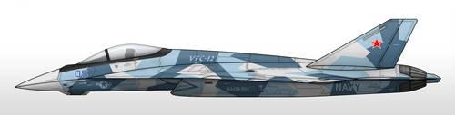 F/A-34C - VFC-12 by Jetfreak-7