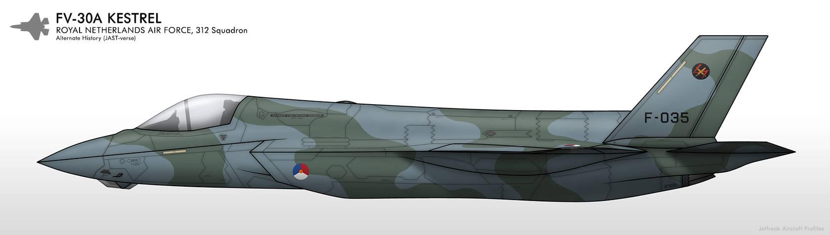 FV-30A - Royal Netherlands Air Force