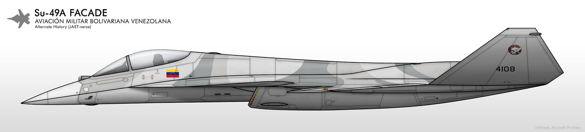 Su-49A - Venezuelan Air Force