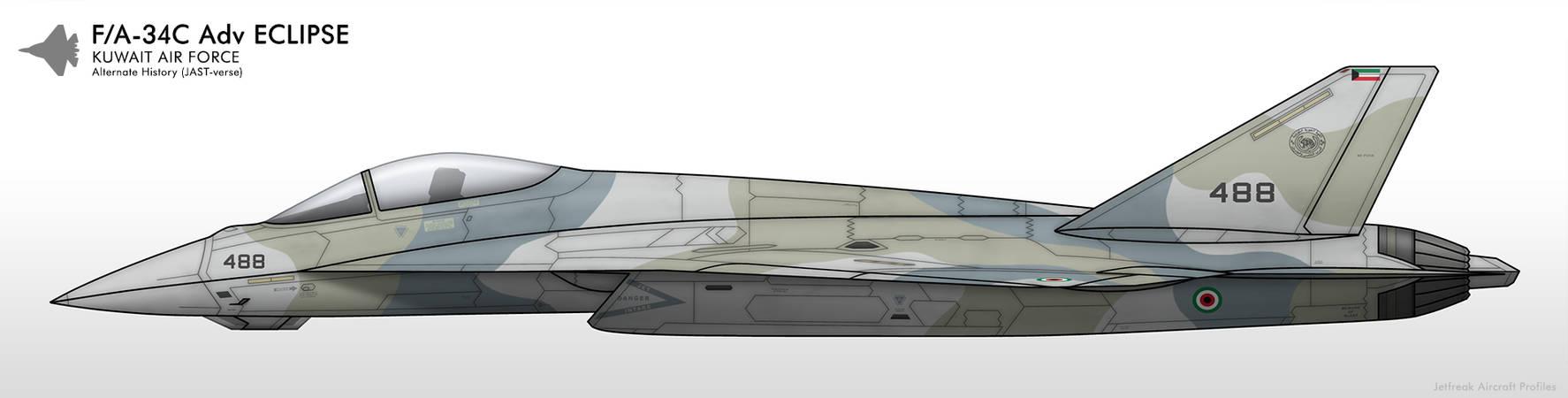 F/A-34C - Kuwait Air Force