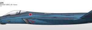 F-25J - Japan Air Self Defense Force