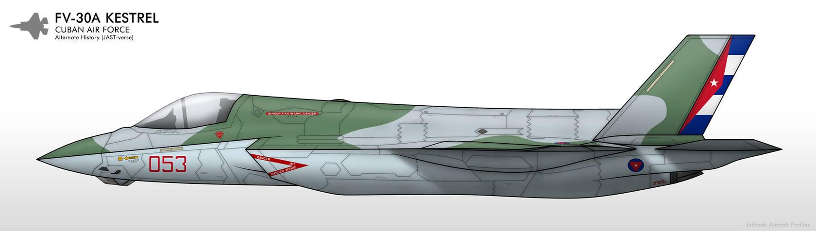 FV-30A - Cuban Air Force