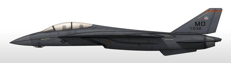 F-28D - US Air Force