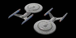 Starfleet Victory Class