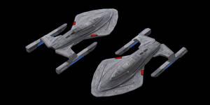 Starfleet Avalon Class by Jetfreak-7