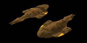 Cardassian Damar Class by Jetfreak-7