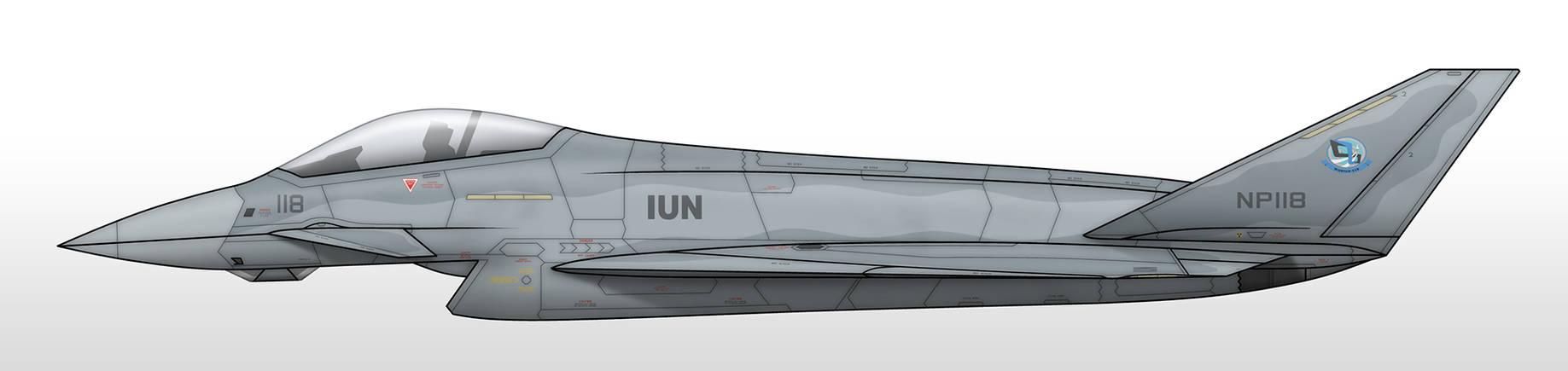 Tempest F2 - Mobius Squadron