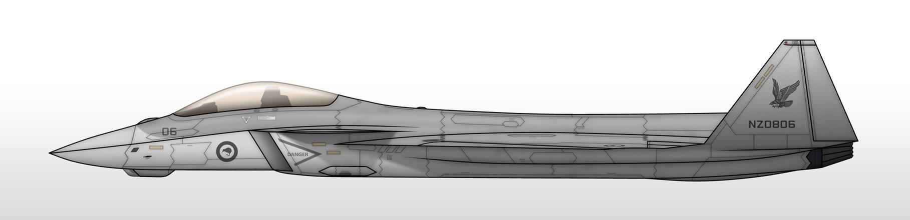 JAS-41A - Royal New Zealand Air Force