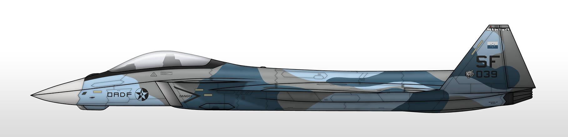 JAS-41A - Osean Air Defense Force