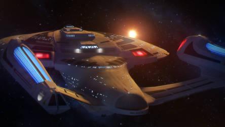 USS Majestic by Jetfreak-7