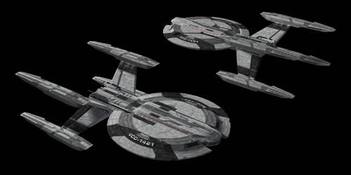 Starfleet Cardenas Class