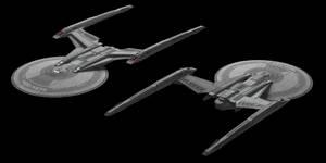 Starfleet Shepard Class
