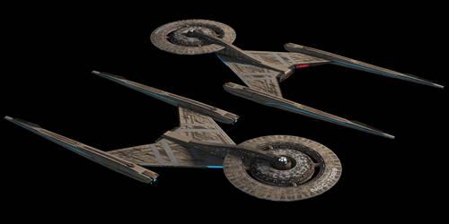 Starfleet Crossfield Class