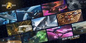 Star Trek - Kelvin Timeline 10th Anniversary