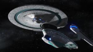 Starfleet Excelsior Class (Refit)