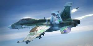 F/A-18F - RITSUKO